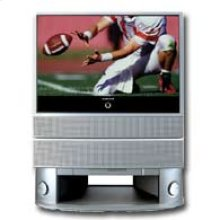 """43"""" Widescreen HDTV Monitor TV with Built-In Home Theater System"""