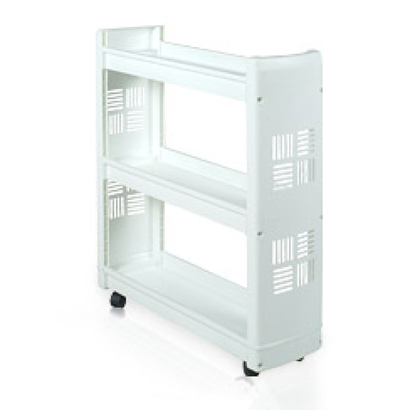 Laundry Supply Storage Cart Organizers