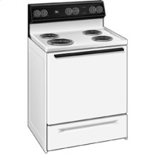 Roper 30 in. Standard Clean Freestanding Electric Range