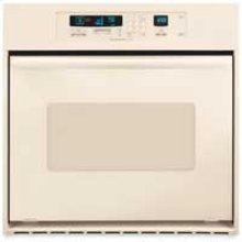 3.7 Cu. Ft. True Convection Single Oven 30 in. Width(Biscuit)