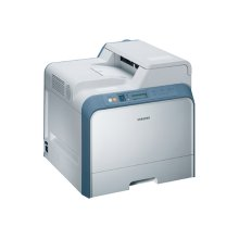 New single pass network-ready color laser printer offers 21 ppm printing in both color and black & white.
