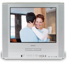 "20"" Diagonal Flat TV/DVD Combination"