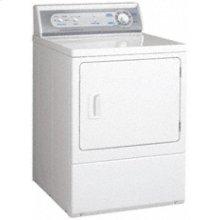 Gas Rear Control Dryer