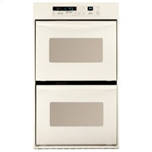 3.7 Cu. Ft. True Convection Upper & Lower Ovens Double Oven 30 in. Width(Black)