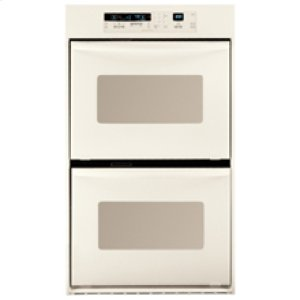 KitchenAid3.7 Cu. Ft. True Convection Upper & Lower Ovens Double Oven 30 in. Width(Black)