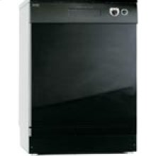 "24"" Built-In Dishwasher with Front Controls ADA  - Black"