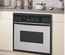 Biscuit-on-Biscuit 30-Inch Single Built-In Oven