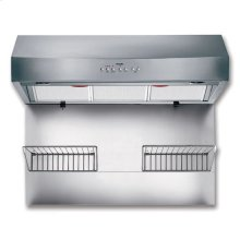 """42"""" TRADITIONAL STAINLESS STEEL WALL HOOD"""