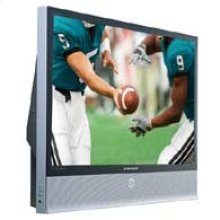 """50"""" Widescreen HDTV with Digital Cable Ready Tuner"""