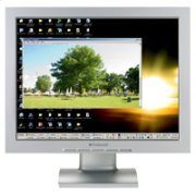 """15"""" LCD Monitor Product Image"""