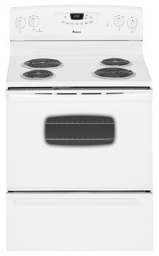 Refurbished Electric Ranges Available in Various Colors and Brands