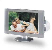 "17"" Diagonal LCD TV/DVD Combination"