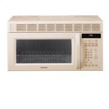 1.4 cu. ft. Over the Range Microwave Oven-Bisque.