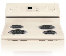 30-Inch Standard Clean Freestanding Electric High-Speed Coil Range
