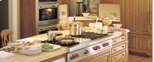 """24"""" STAINLESS STEEL FREEDOM FRESH FOOD COLUMN W/CURVED HANDLE"""
