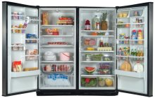 35.4 Cu. Ft. SideKicks Refrigerator/Freezer