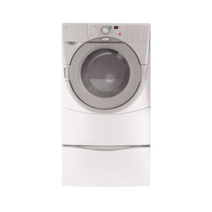 WhirlpoolWhirlpool® Duet® Front-loading Washer #1 Rated Front-Load Washer in America ENERGY STAR® Qualified