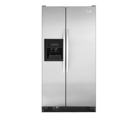 Satina™  Stainless Look 25.3 Cu. Ft. Side-By-Side Refrigerator