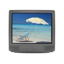 27'' color television