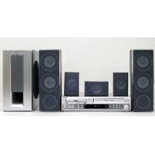 DVD & VCR Home Theater System