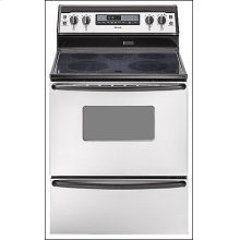 Self-Clean Electric Range w/ Convection