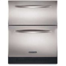 Superba® Architect® Series 5.3 Cu. Ft. 27 in. Width Drawer Refrigerator(Stainless Steel)