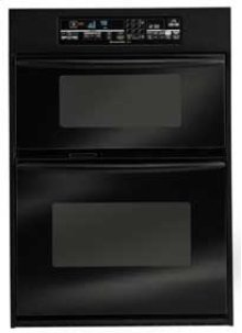 1.4 Cu. Ft. Microwave 3.7 Cu. Ft. Ultima Cook™ Specialty Lower Oven Oven/Microwave Combination 30 in. Width(Black)