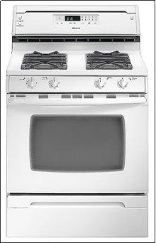 Self-Clean Gas Range w/ Sealed Burners