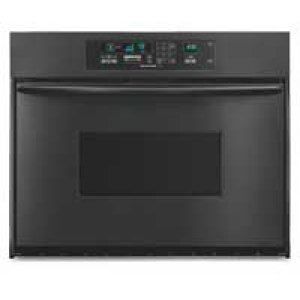 KitchenAid3.7 Cu. Ft. True Convection Single Oven 30 in. Width(Black)