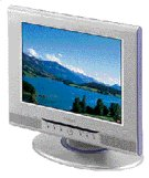 """15"""" Flat Panel LCD TV Product Image"""