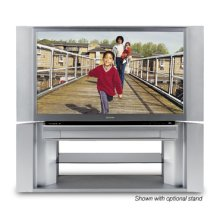 """46"""" Diagonal 16:9 HD Monitor DLP™ Projection TV with HDMI™"""