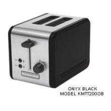 2-Slice Metal Toaster
