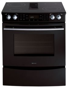 Jenn-Air® Electric Downdraft Slide-In Range