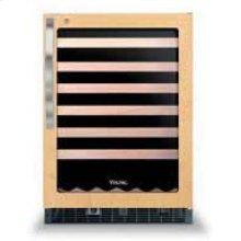 "Designer Series Undercounter/Freestanding Full Overlay Wine Cellar 24"" Width"