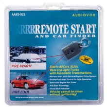 Remote Start with Double Push Start Control for Safe Operation, Selectable Engine Run Times and Anti-Scan Technology