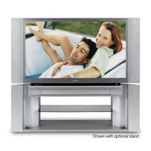 """52"""" Diagonal 16:9 HD Monitor DLP™ Projection TV with HDMI™"""
