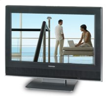 "20"" Diagonal TheaterWide® HD Monitor LCD TV"