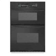 1.4 Cu. Ft. True Convection Microwave 3.3 Cu. Ft. True Convection Lower Oven Oven/Microwave Combination 27 in. Width(Black)
