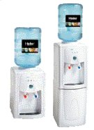 Combo Desktop/Free-standing Water Dispenser with Storage Product Image