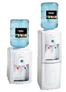 Combo Desktop/Free-standing Water Dispenser with Storage