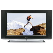 "30"" Super Slim Direct View Integrated HDTV"