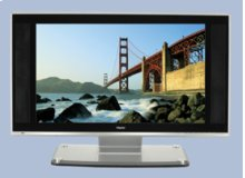 """30"""" Flat Panel LCD TV - Blackbelt Series"""