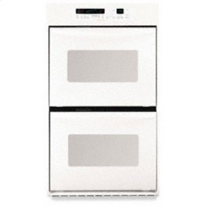 KitchenAid3.1 Cu. Ft. True Convection Upper Oven Double Oven 24 in. Width(Black)