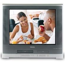 "27"" Diagonal Flat TV/DVD/VCR Combination"