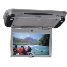 "8"" LCD w/Built-In DVD and Game Controller"