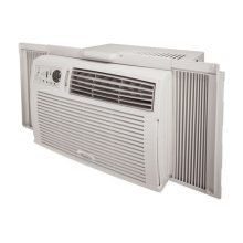 Wispy Putty 8,000 BTU In-Window Room Air Conditioner ENERGY STAR® Qualified