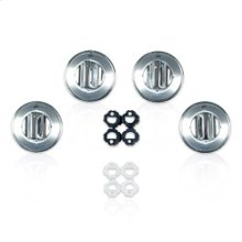 Universal Gas Burner Knobs(Oven & Range)