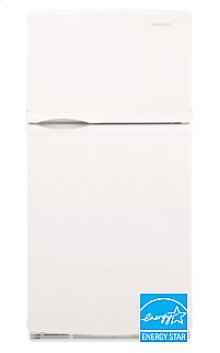 21.6 Cu. Ft. 32 1/2 in. Width Freezer-on-the-Top Freestanding Refrigerator Superba® Series(White)