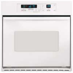 KitchenAid3.1 Cu. Ft. True Convection Single Oven 24 in. Width(White)