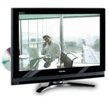 "32"" Diagonal REGZA® LCDVD TV"